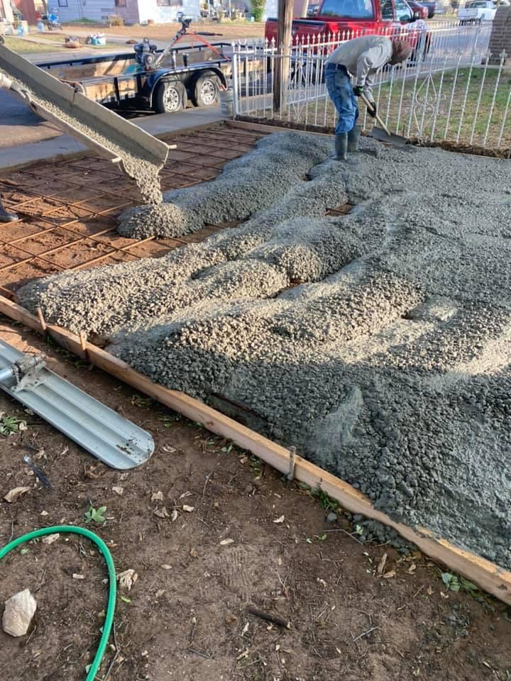 Concrete Uses